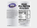 Now Foods - NOW Sports Organic Pea Protein - 2