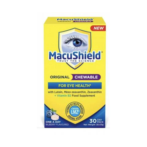 MacuShield - MacuShield Original Chewable - 1