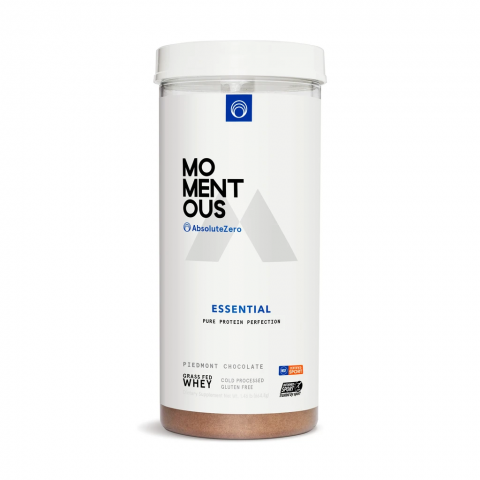 Momentous - Essential Grass Fed Whey - 1