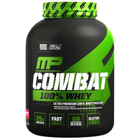 MusclePharm - Combat 100 Whey - 1