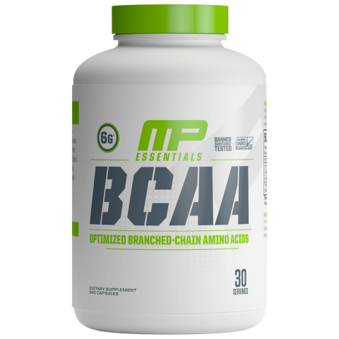 Musclepharm - Essentials BCAA Capsules - 1