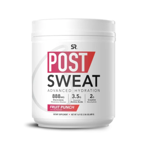 Sports Research - Post-Sweat