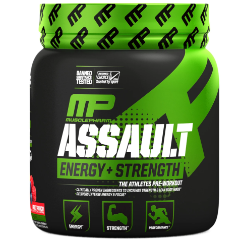 Musclepharm - Assault Sport