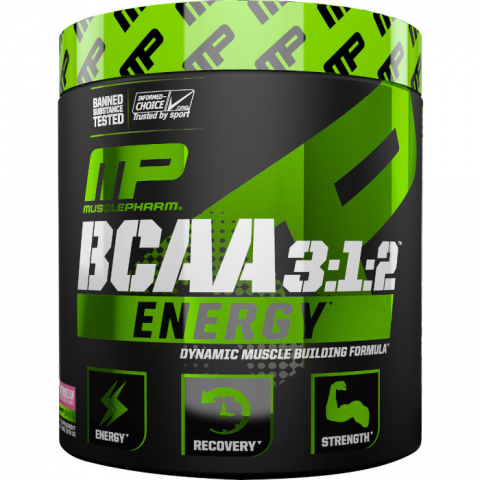 Musclepharm - BCAA 3:1:2 Energy Sport