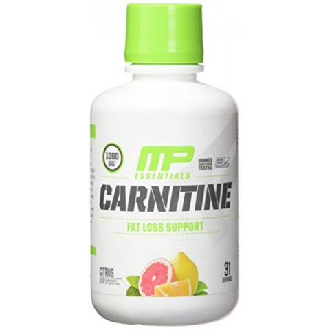 Musclepharm - Carnitine Essentials Capsule