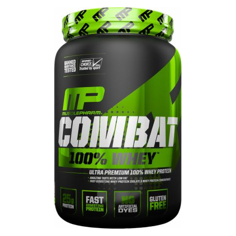 Musclepharm - Combat 100% Whey sport series