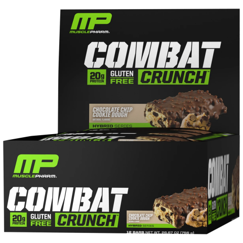Musclepharm - Combat Crunch Protein Bar Hybrid Series