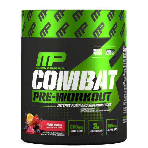 Musclepharm - Combat Preworkout