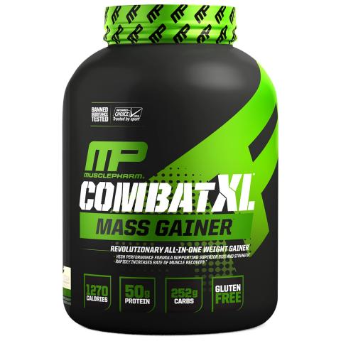 Musclepharm - Combat XL Mass Gainer Sport Series