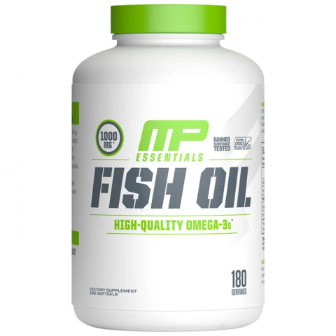 Musclepharm - Fish Oil Essentials