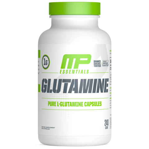 Musclepharm - Glutamine Essentials Capsule