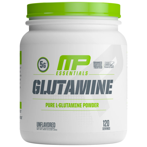 Musclepharm - Glutamine Essentials Powder