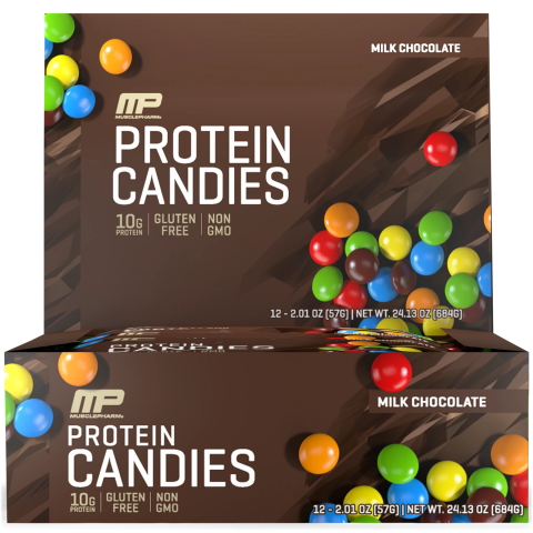 Musclepharm - Protein Candies