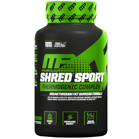 Musclepharm - Shred Sport