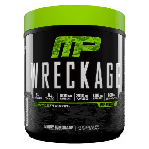 Musclepharm - Wreckage