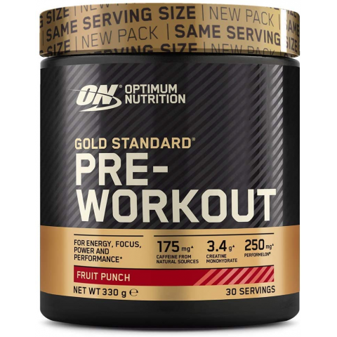 Optimum Nutrition - Gold Standard Pre-Workout (Europe) - 1