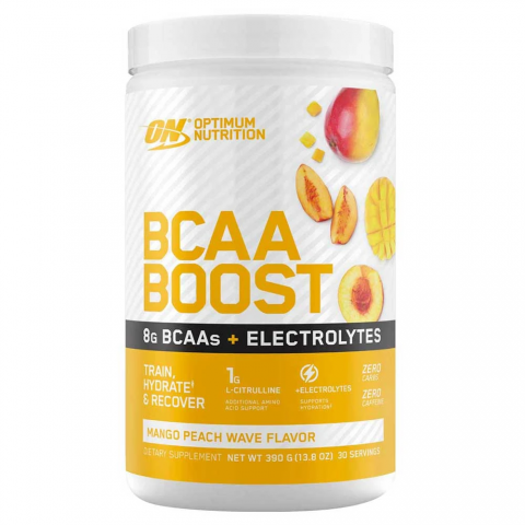 Optimum Nutrition - ON BCAA Boost (ASPAC_INDIA) - 1