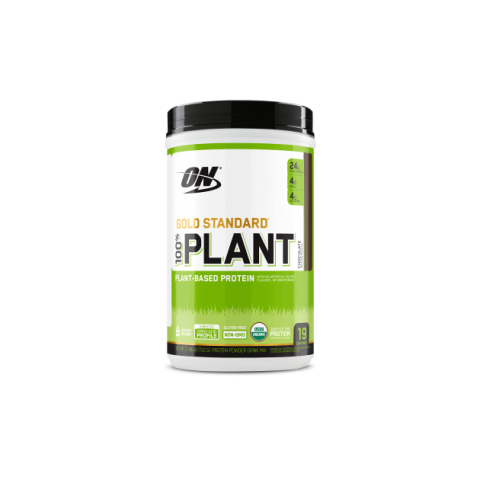 Optimum Nutrition - ON Gold Standard 100% Plant (USA) - 1