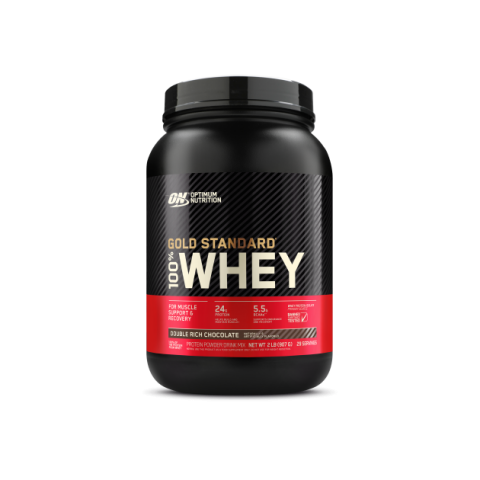 Optimum Nutrition - ON Gold Standard 100% Whey (India) - 1