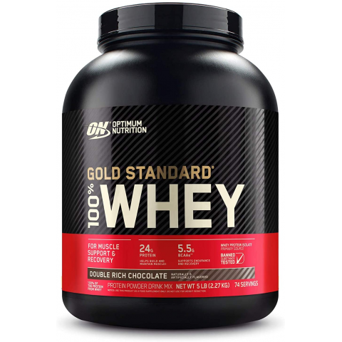 Optimum Nutrition - ON Gold Standard 100% Whey (USA) - 1
