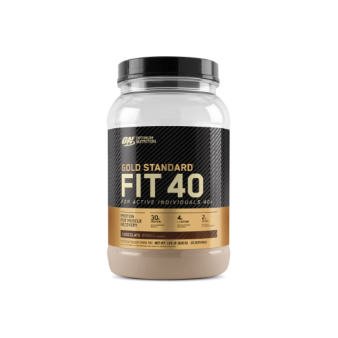 Optimum Nutrition - ON Gold Standard Fit40 Protein - 1