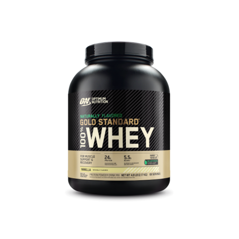 Optimum Nutrition - ON Naturally Flavored 100% Whey Gold Standard - 1