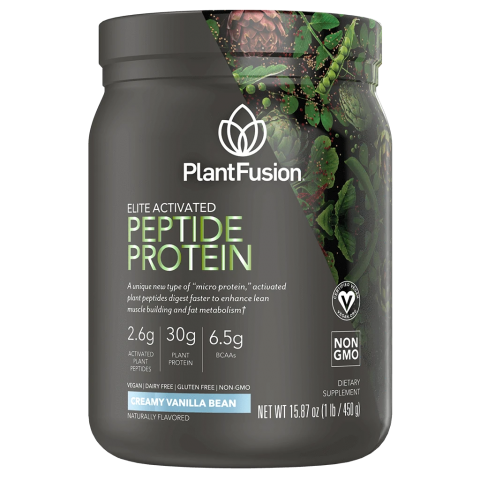 PlantFusion - Elite Activated Peptide Protein - 1