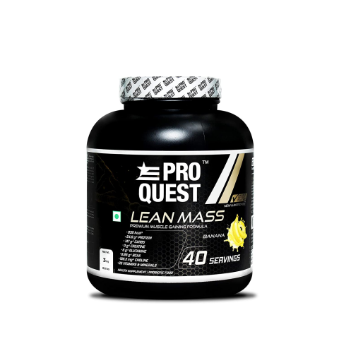 ProQuest - Lean Mass - 1