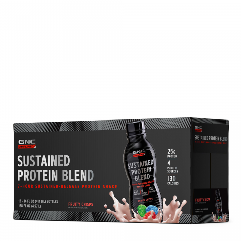 GNC - AMP Sustained Protein Blend(RTD)