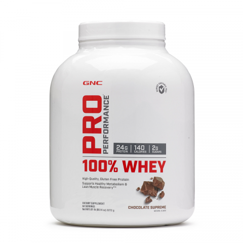 GNC - Pro Performance 100% Whey Isolate (Thailand)