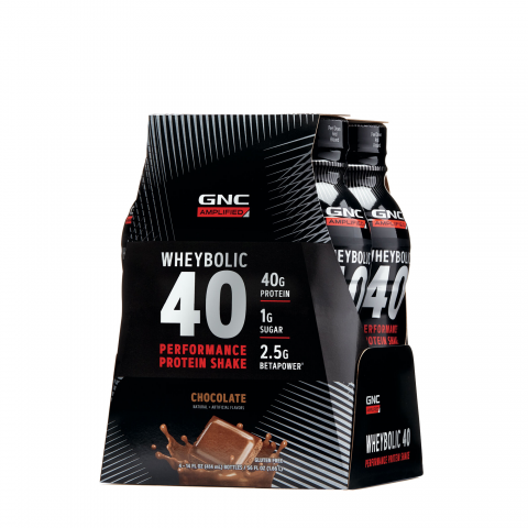 Pro Performance Amplified Wheybolic 40 Performance Protein Shake