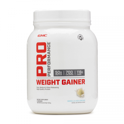GNC - Pro Performance Weight Gainer