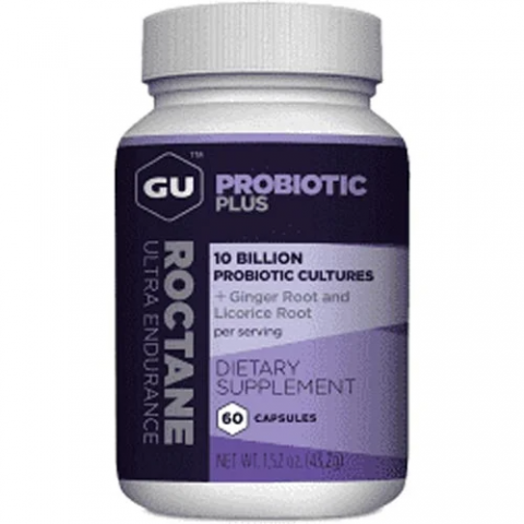 Gu - Roctane Probiotic Plus Capsules