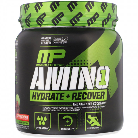 Musclepharm - Amino 1 Sport Series