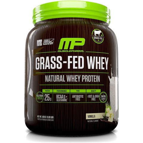 Musclepharm - Grass Fed Whey
