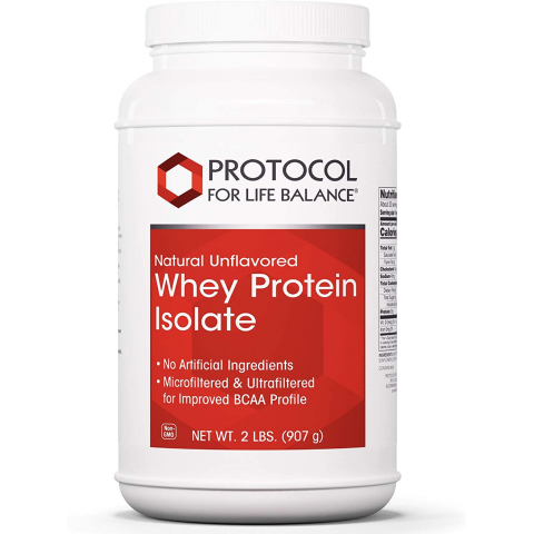 Protocol for Life - Protocol for Life Whey Protein Isolate