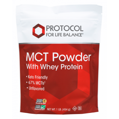 Protocol for Live - Protocol For Life MCT Powder Pure with Whey