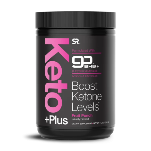 Sports Research - Keto Plus