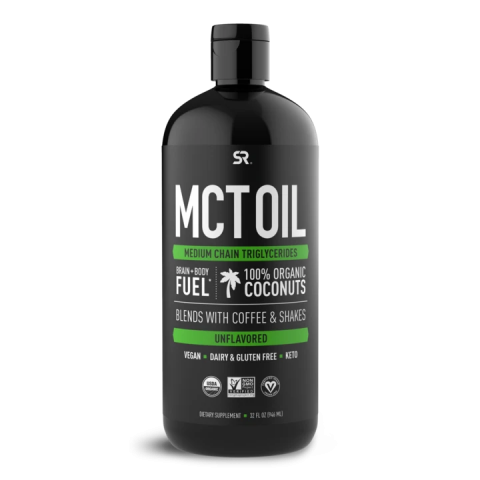 Sports Research - MCT Oil