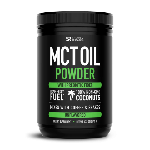 Sports Research - MCT Oil Powder