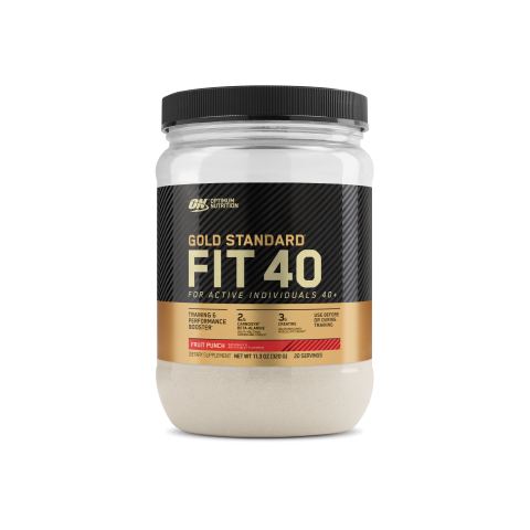 Optimum Nutrition - Gold Standard Fit40 Training and Performance Booster