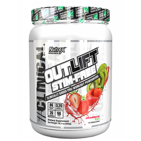 Nutrex Research - Outlift Stim-Free