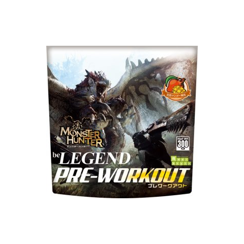 be LEGEND - be LEGEND Pre-Workout - Informed Choice