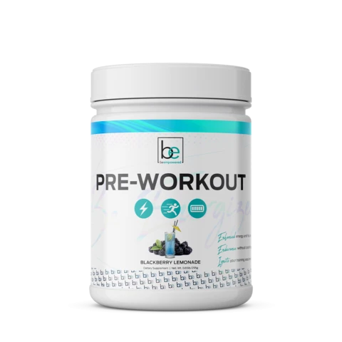 Be Empowered Nutrition - PreWorkout