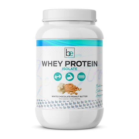 Be Empowered Nutrition - Whey Protein Isolate