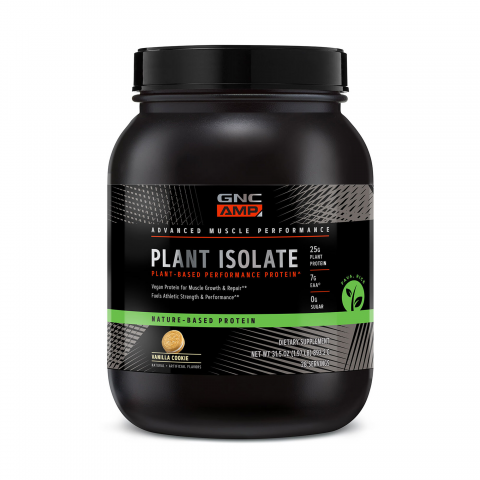 GNC - AMP Plant Isolate - Informed Choice
