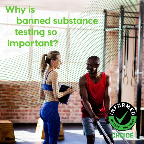 The Importance of Banned Substance Testing